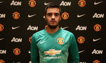 Sergio Romero has 62 caps for Argentina and may be a potential challenger for the No1 jersey should David de Gea leave for Real Madrid