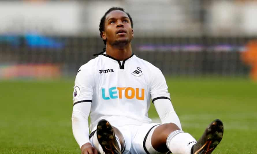 Renato Sanches's move to Swansea failed to pay off with his confidence in tatters.
