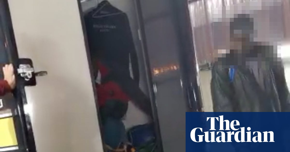 Newmarket trainer's shock after stowaways found in horsebox at Calais