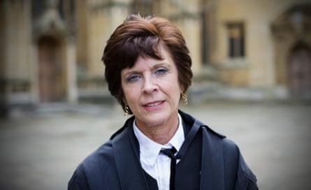 Louise Richardson Oxford's vice-chancellor is against the removal of the Rhodes statue