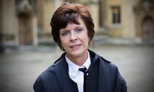Oxford University vice-chancellor Prof Louise Richardson.