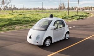 A model of Google's self-driving car