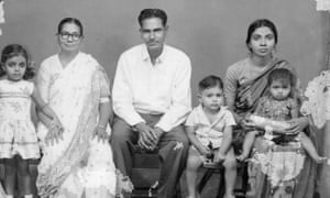 Sujatha Gidla family