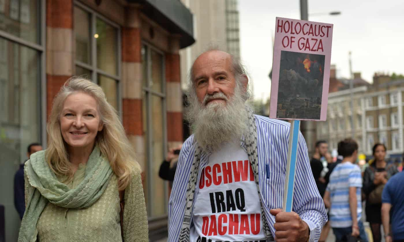 UK left activists attended events with far right antisemites