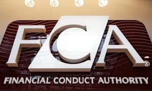 FCA sign