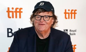 'No punches pulled' … Michael Moore.