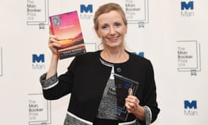 Anna Burns wins the Man Booker prize.