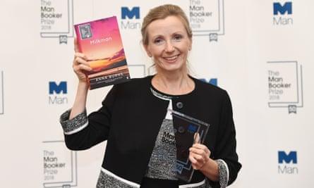 Anna Burns wins the Man Booker prize.