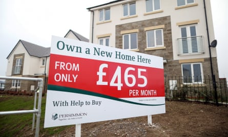 New-build homes