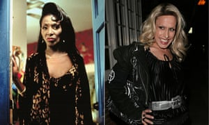 The Lady Chablis and Alexis Arquette: 'I just try to be who I am without all the labels people try to put on you' said Chablis