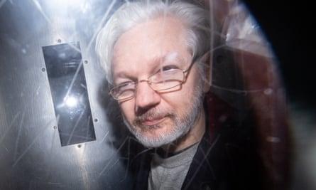 Julian Assange prison block locked down after Covid outbreak