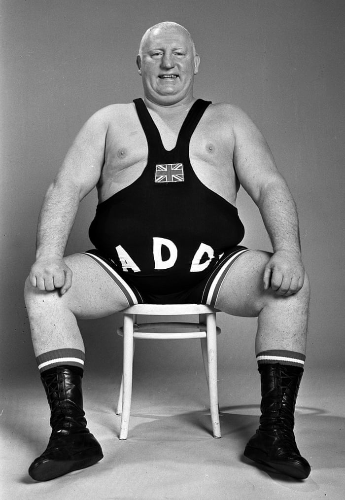 Wrestling S Grand Slam When Giant Haystacks And Big Daddy Were