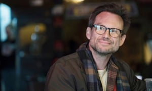 Christian Slater as Mr Robot: ready to pick up more handware?
