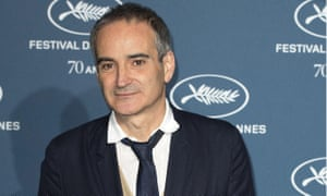 Olivier Assayas: 'You see some art that lifts you up, and you're not sure why'