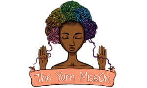 The Yarn Mission formed in 2014 in response to the violence and police brutality in Ferguson