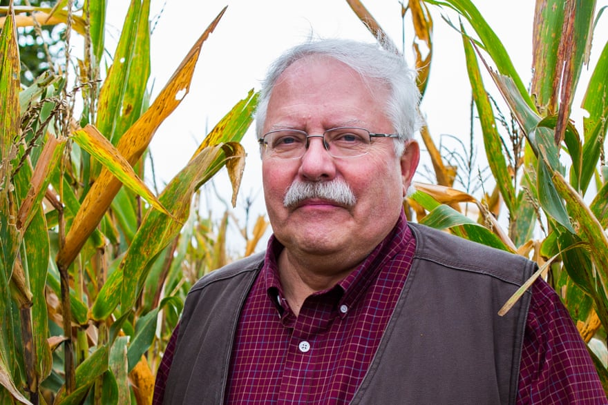 Mike Rosmann, an Iowa farmer and psychologist, is one of the nation's leading experts on farmer behavioral health and the US farmer suicide crisis.