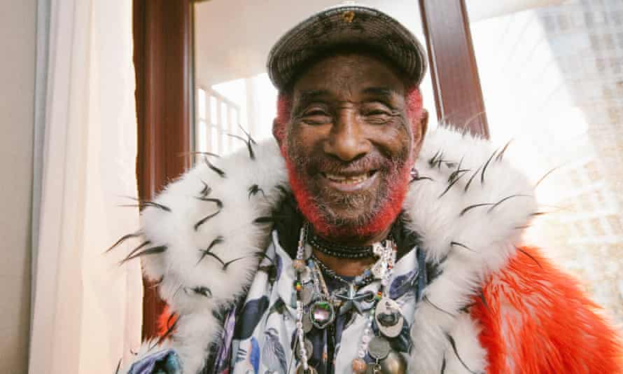 Modernised without compromise … Lee 'Scratch' Perry.