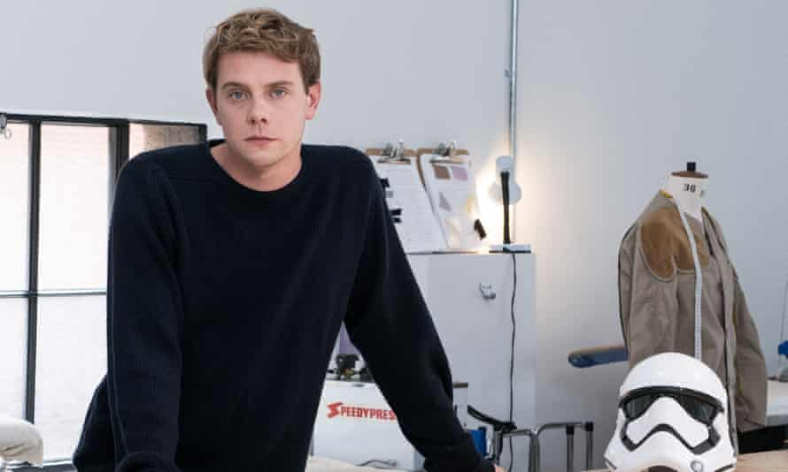 JW Anderson is the first designer to win the British Fashion Awards men's and womenswear designer awards in the same year.