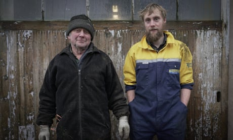 Nowt but a fleeting thing: a young farmer's fight for survival – video