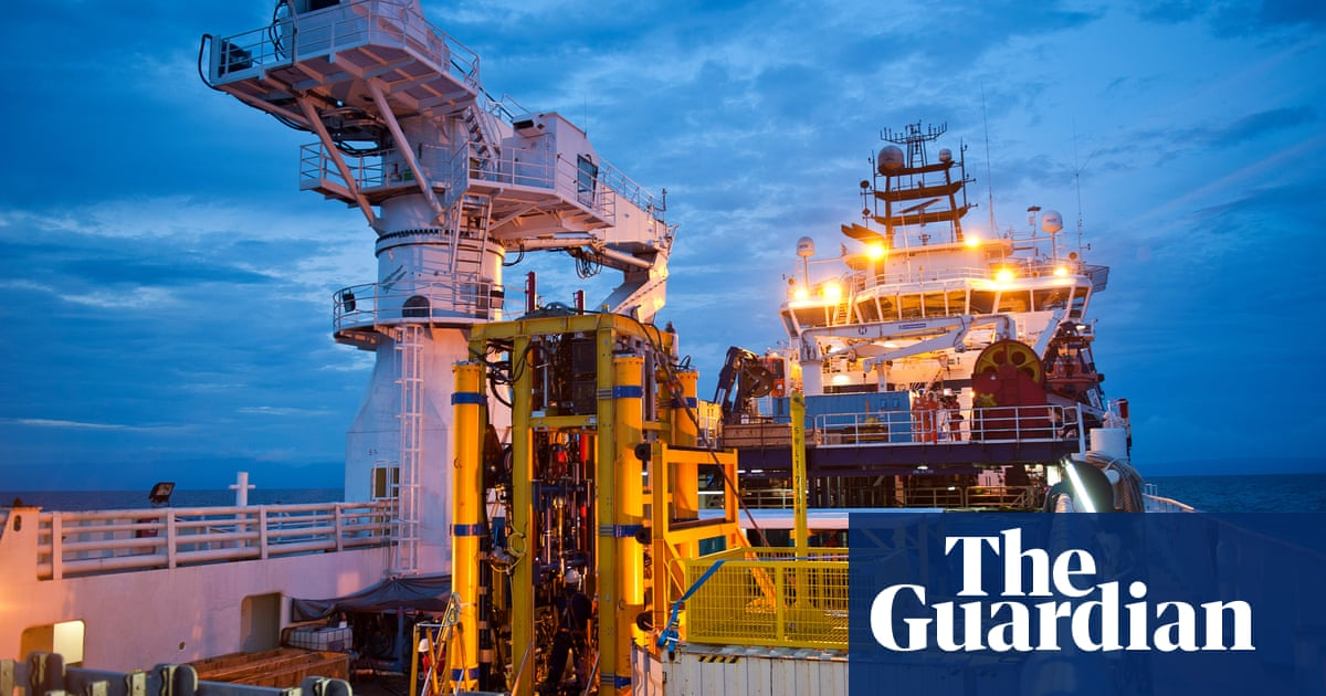 Deep-sea mining could start in two years after Pacific nation of Nauru gives UN ultimatum