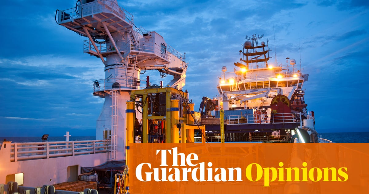 New Zealand ruling against deep-sea mining set a global precedent – now Ardern should ban it