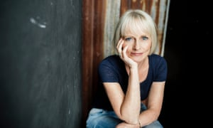 'I was still determined to get it done and to face whatever music might come my way' … Lucy Treloar.