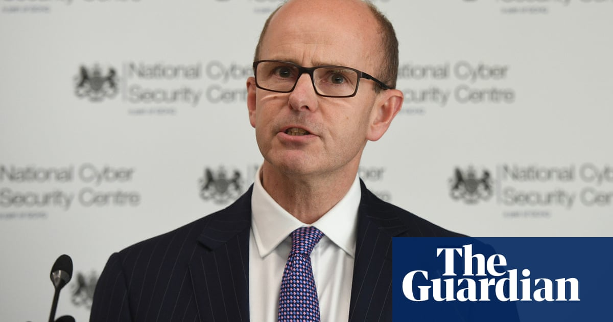 GCHQ chief: west faces 'moment of reckoning' over cybersecurity - the guardian