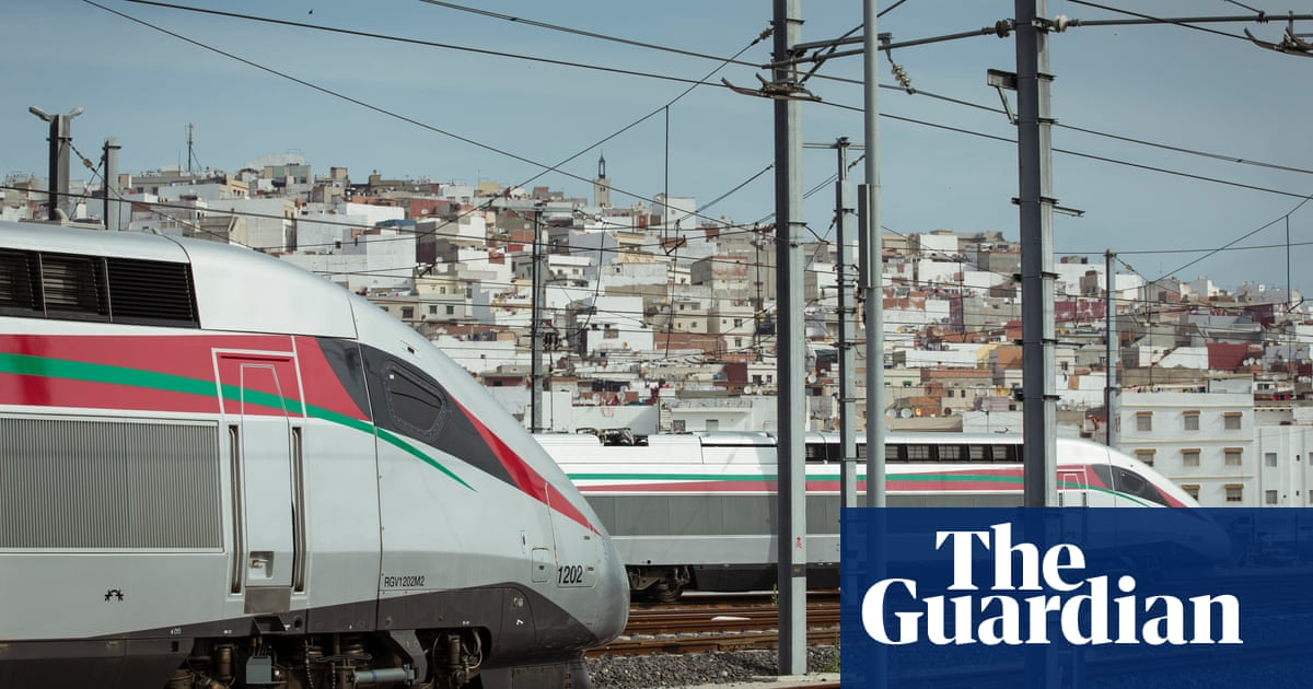 Will Africa's first high-speed train be a £1 5bn magic bullet for