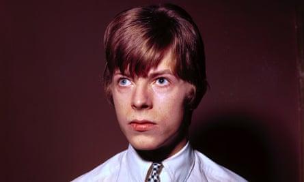 David Bowie, 1965.