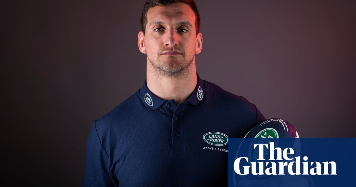 Sam Warburton: 'I want to be king of the jungle. But I've got zero credibility as a coach'