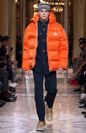 Versace Men fw18.