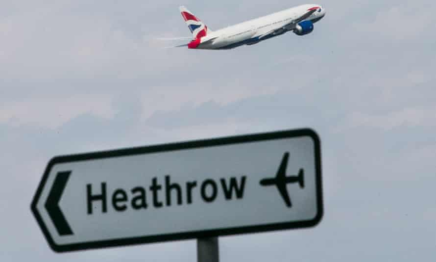 A threat was apparently made towards Heathrow airport from a 'pro-Islamic State Twitter account'.