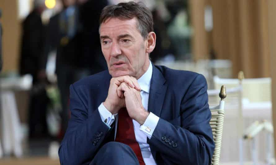 Jim O'Neill cited his completion of a review of antimicrobial resistance in his letter to the PM.