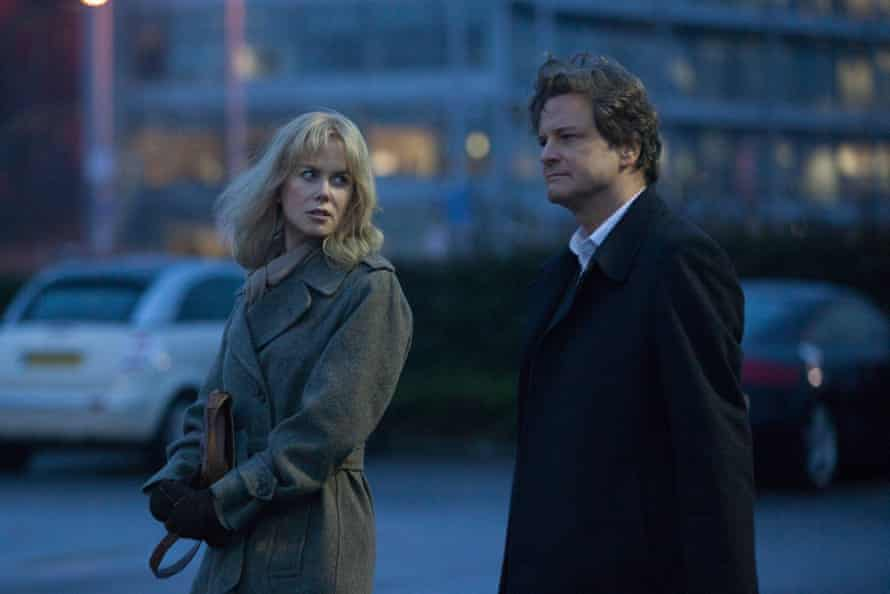 A still from the film adaptation of SJ Watson's Before I Go To Sleep