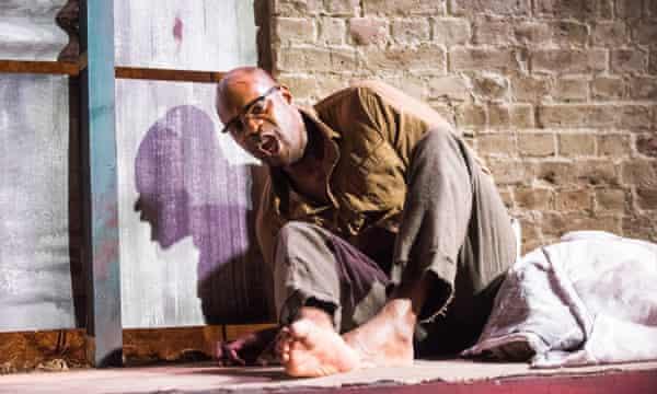 Eric Greene in The Knife of Dawn .