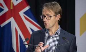New Zealand's director general of health, Ashley Bloomfield, told New Zealanders not to use inject disinfectant to combat coronavirus.