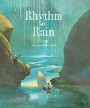 Cover image for The Rhythm of the Rain by Grahame Baker-Smith