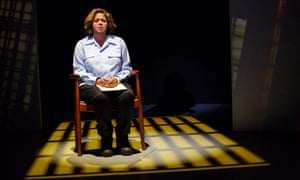 Anna Deavere Smith in Notes from the Field.