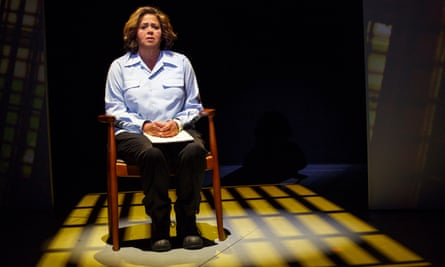 Anna Deavere Smith in Notes from the Field, which was staged at the Royal Court in 2018.