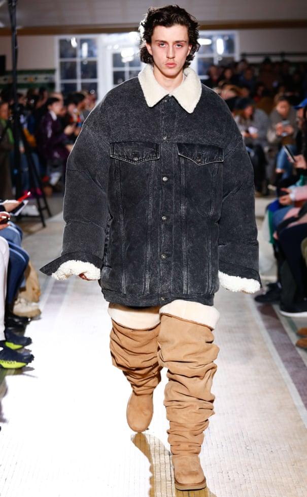 9a69cbaa602 Furry friends: Ugg boots threaten a fashion comeback | Fashion | The ...