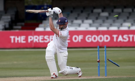 Lancashire v Northamptonshire and more: county cricket day two – live!