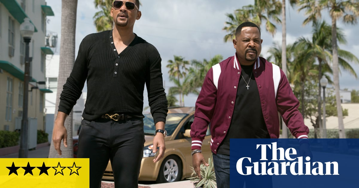 Bad Boys for Life review – odd-couple Miami cops back with a blast