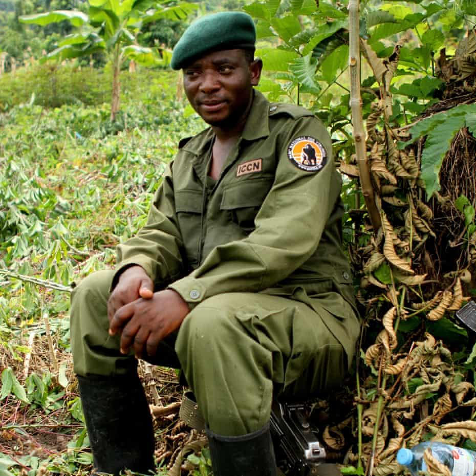 2017 Goldman Environmental Prize winner Rodrigue Mugaruka Katembo
