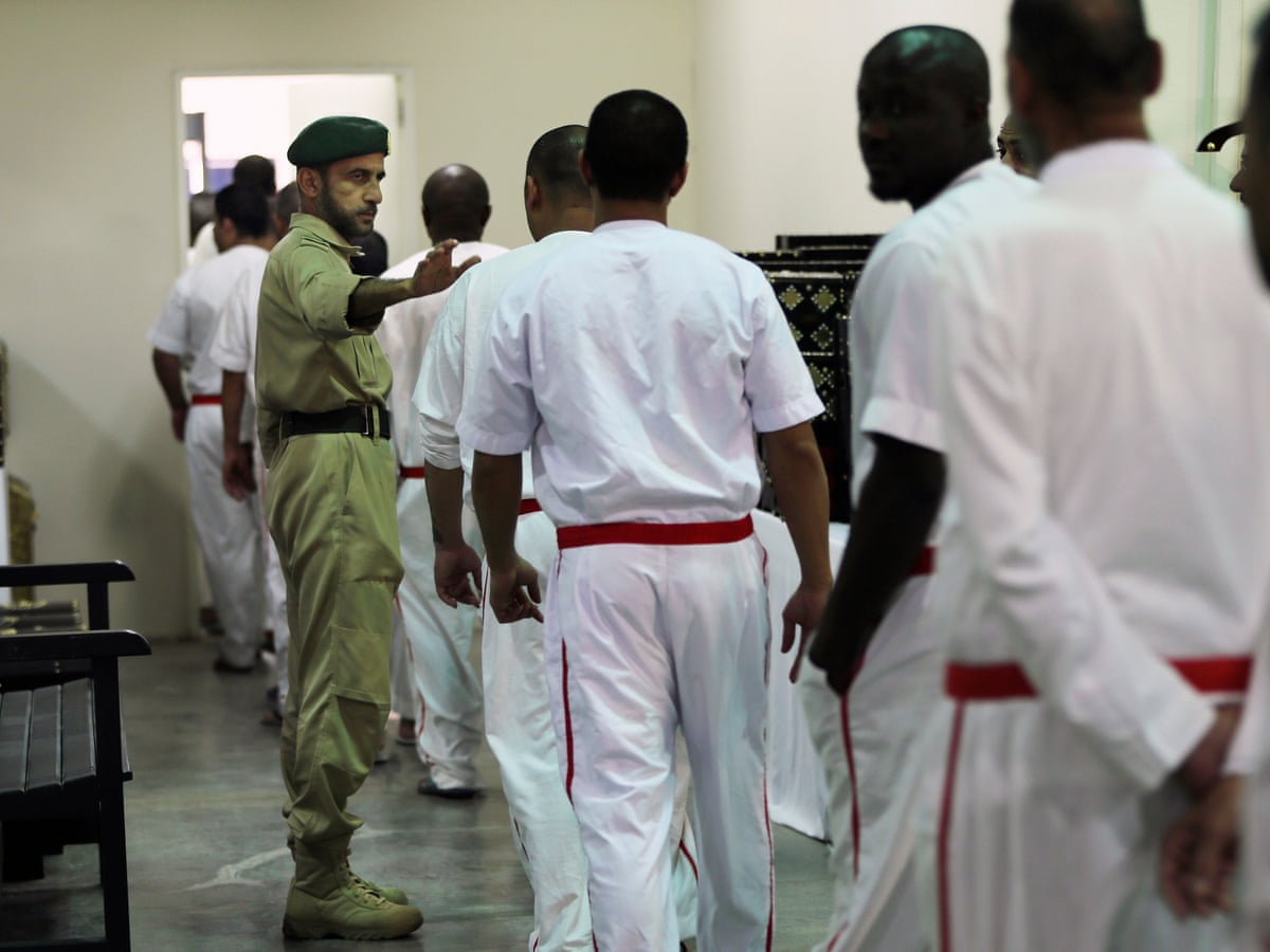 Prisoners may be denied life-saving HIV treatment in UAE, campaigners say | Global health | The Guardian