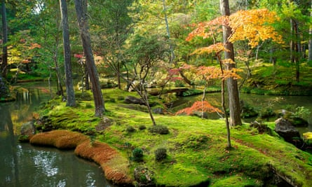 Saiho-ji or the Moss Temple, Kyoto