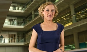 Channel 4's Cathy Newman