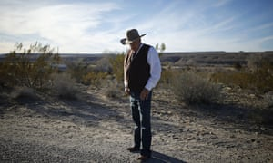 Rancher Cliven Bundy, who was the center of a standoff with federal officials in Nevada in 2014.