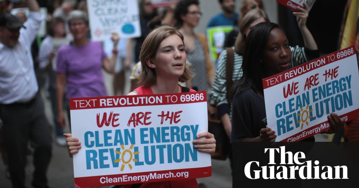 Lack of women in energy 'holding back fight against climate change'