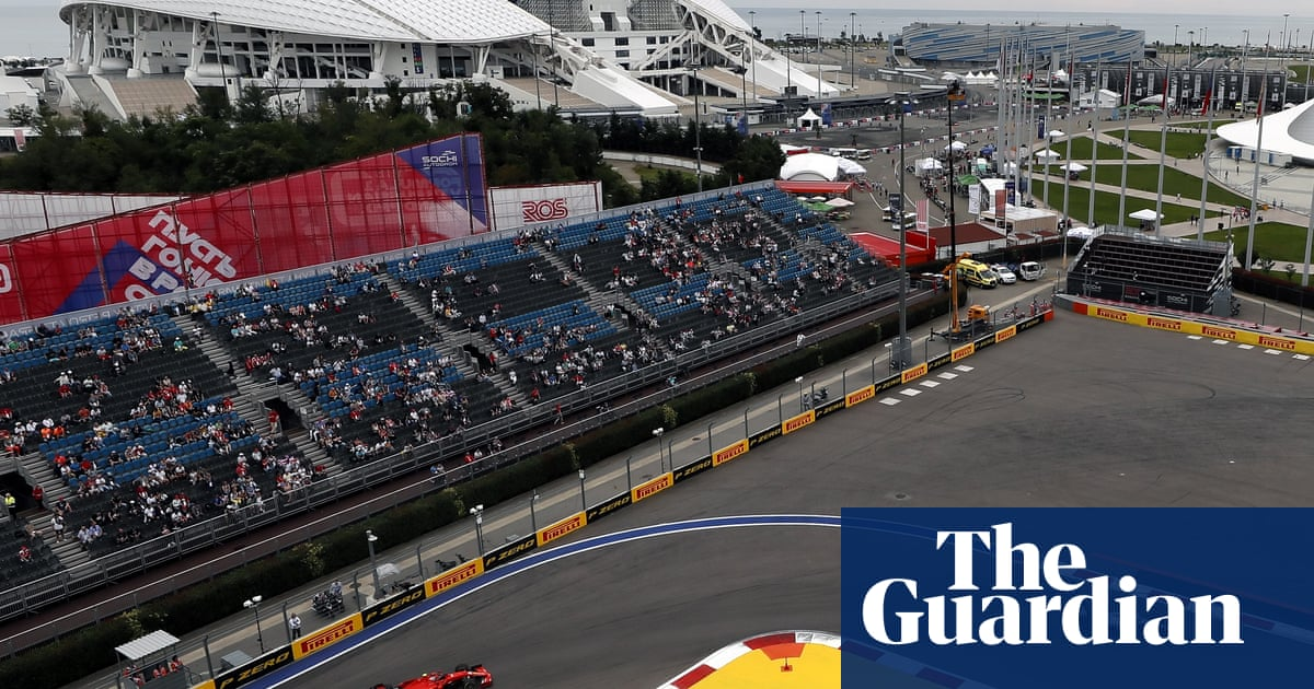 Sochi will test Ferrari revival but Charles Leclerc offers hopeful signs   Giles Richards