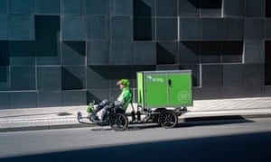 Norway Post has been using a mix of cargo bikes, electric vans and electric Paxster vehicles for nearly six months.